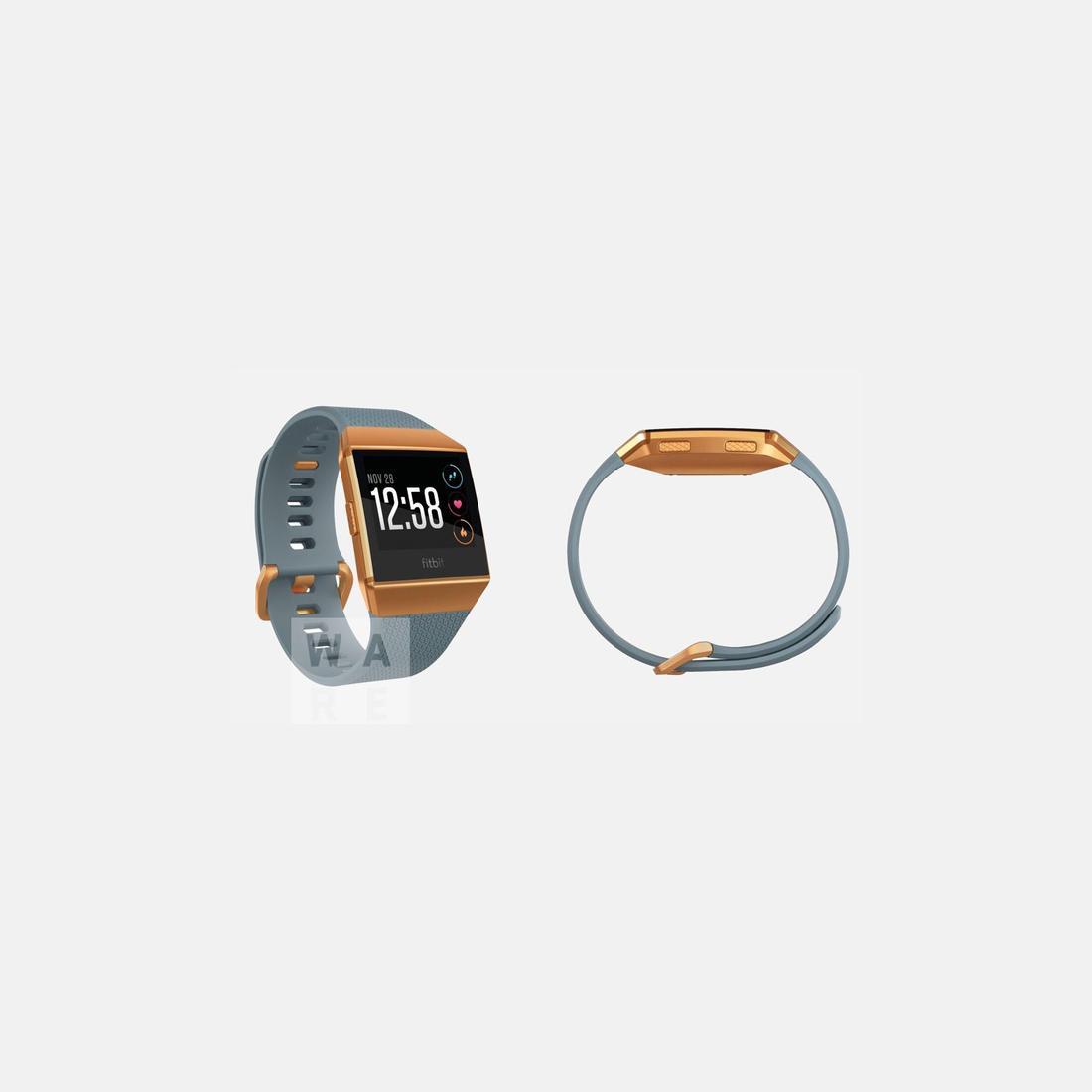 fitbit neue smartwatch als konkurrenz zur apple watch. Black Bedroom Furniture Sets. Home Design Ideas