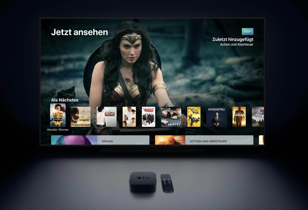 Itunes Filme Auf Tv