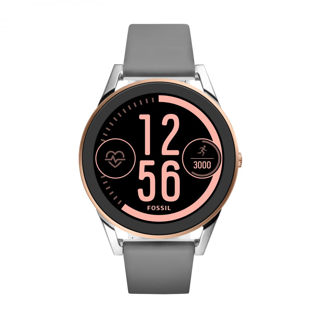 fossil q control smartwatch mit herzfrequenzsensor mac life. Black Bedroom Furniture Sets. Home Design Ideas