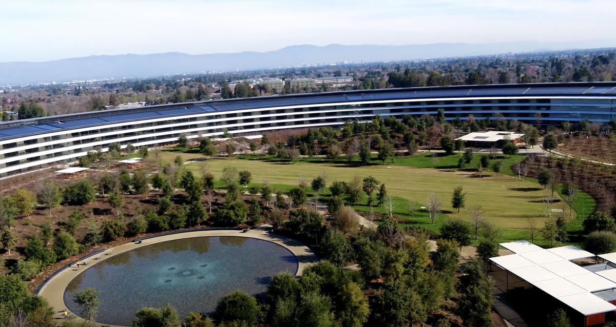 Câu chuyện lần đầu được tiết lộ về trụ sở bí mật của Apple khiến nhiều người tò mò