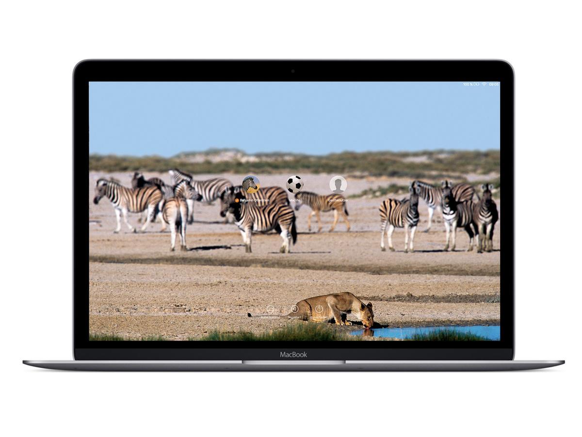 Hintergrundbild Beim Login Bildschirm Am Mac Wechseln So Gehts