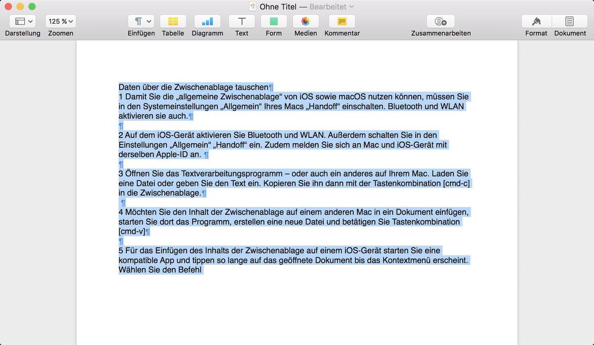 Dateien per iCloud und AirDrop senden - so geht\'s! | Mac Life