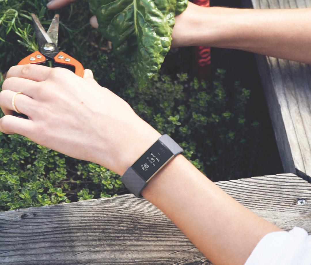 Whatsapp auf fitbit charge 3