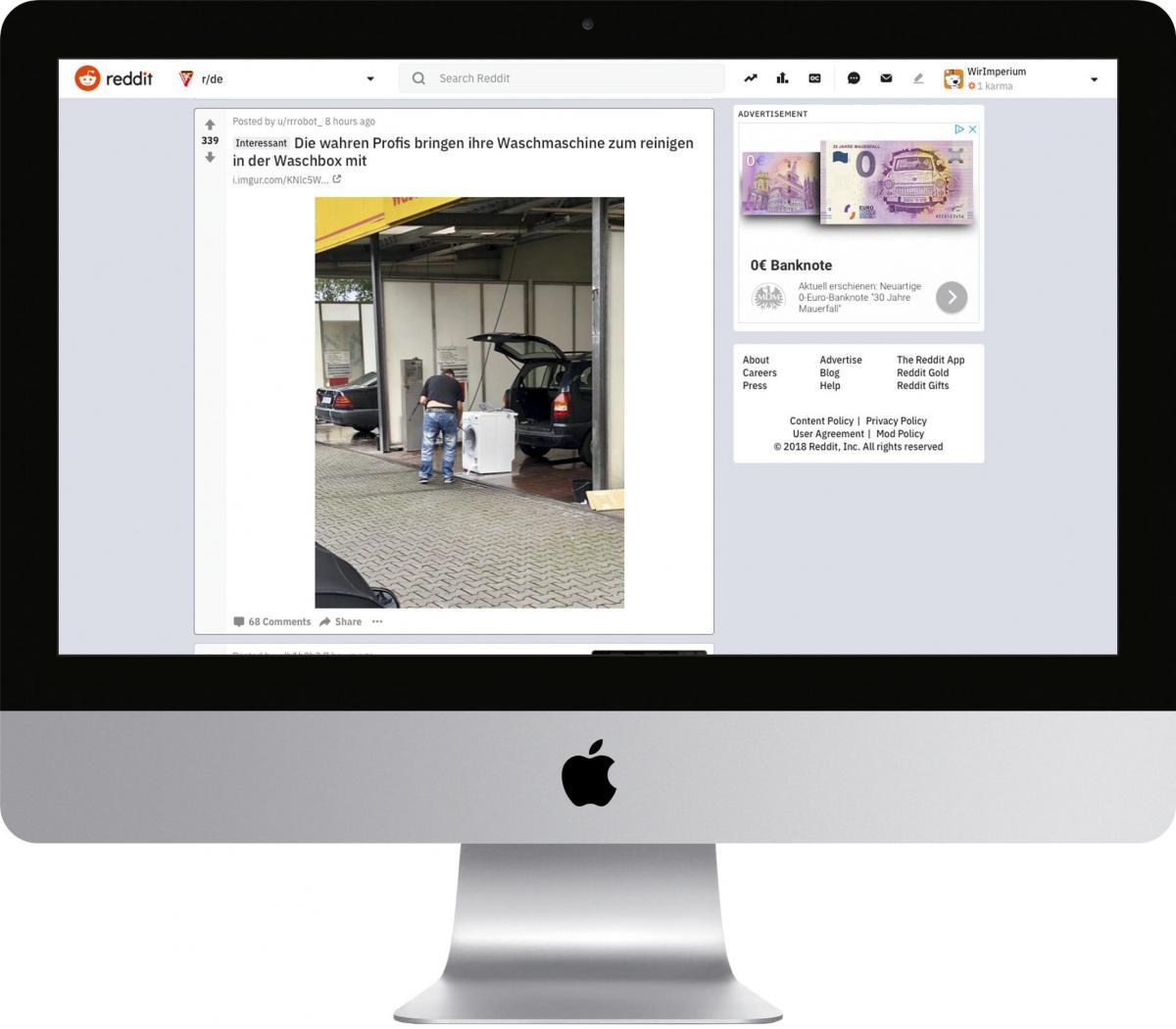 Reddit die Titelseite des Internets   Mac Life
