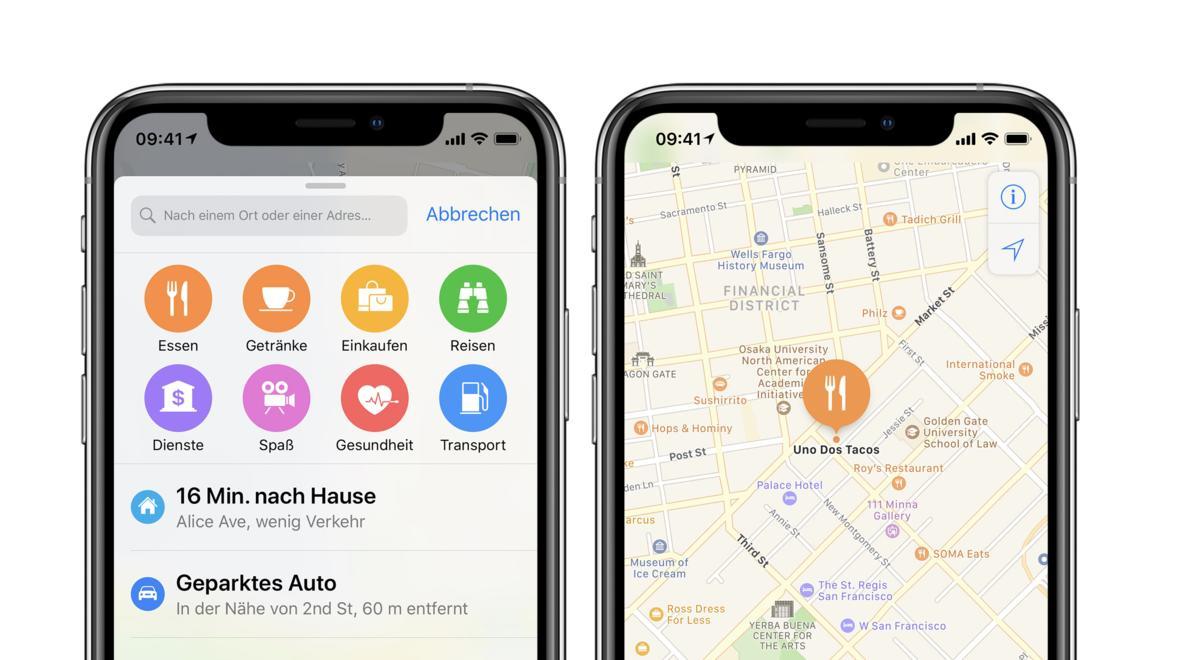 Apple Karten Adressen Schneller Suchen So Geht S Mac Life