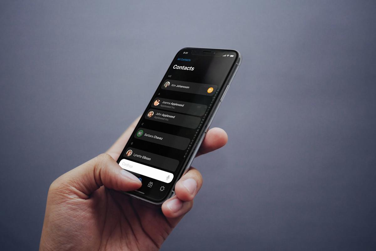 Test Cardhop Die Bessere Kontakte App Für Iphone Ipad