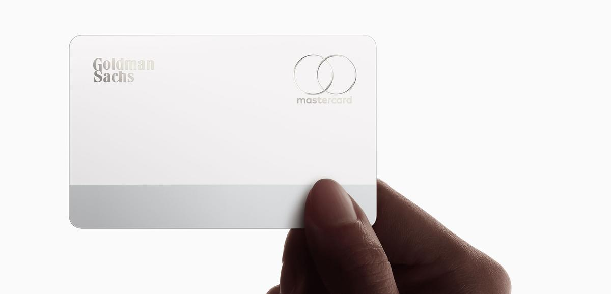 Apple Card: Jeder Karteninhaber kostet Goldman Sachs 7 US-Dollar