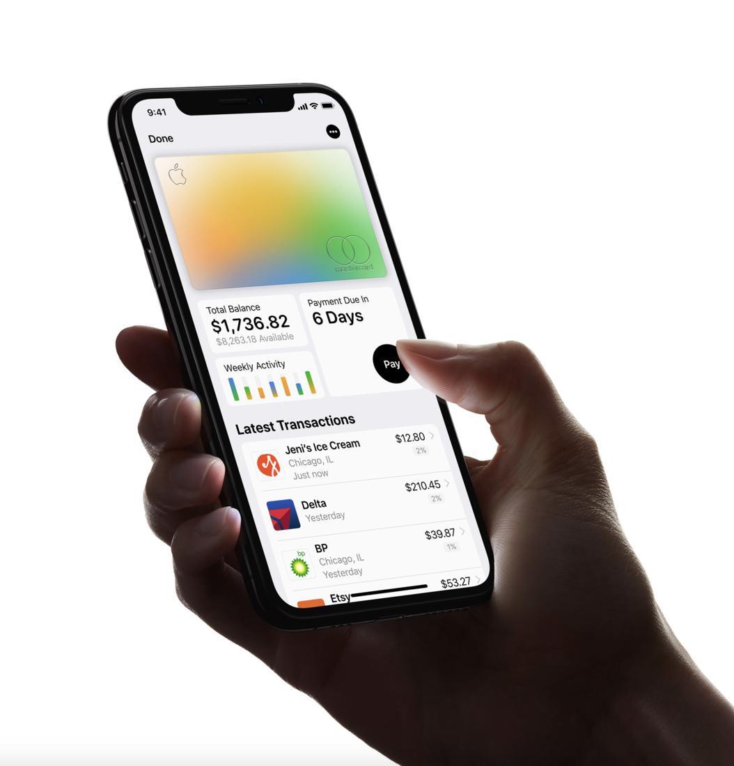 Apple Card: Darum Lehnt Goldman Sachs Kunden Ab
