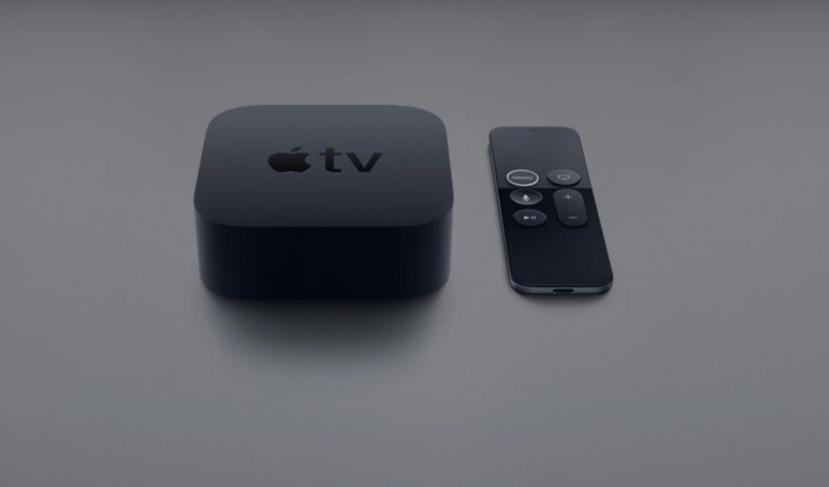 Apple versteckt Lightning-Anschluss im Apple TV 4K