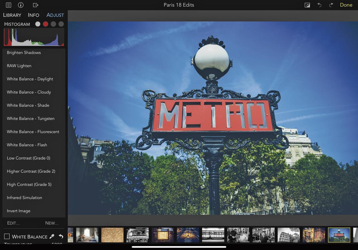 RAW Power 2 im Test: die bessere Fotos-App für das iPad?