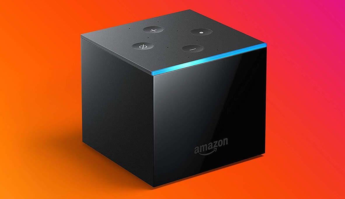 Amazon Fire TV Cube erhält App für Apple TV