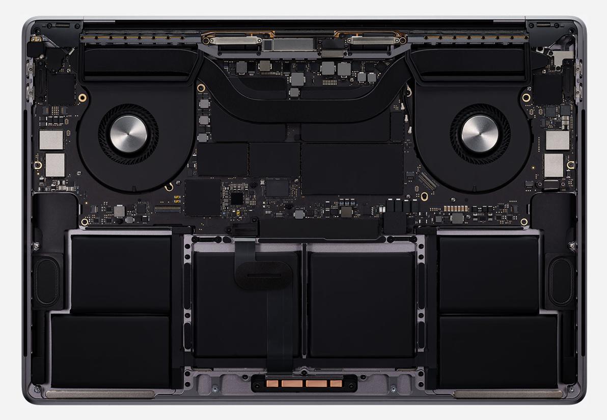 """16"""" Macbook Pro: Apple veröffentlicht Boot-Camp-Treiber"""