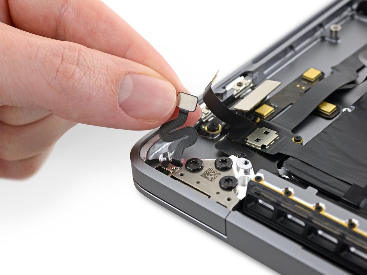 MacBook Pro 16 Zoll: Neuer Sensor überwacht Displayscharnier
