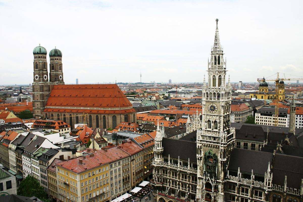 Apple wird Standort in München ausweiten