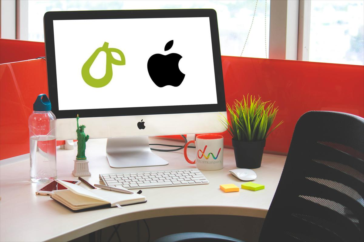 Streit um Logo: Apple geht gegen