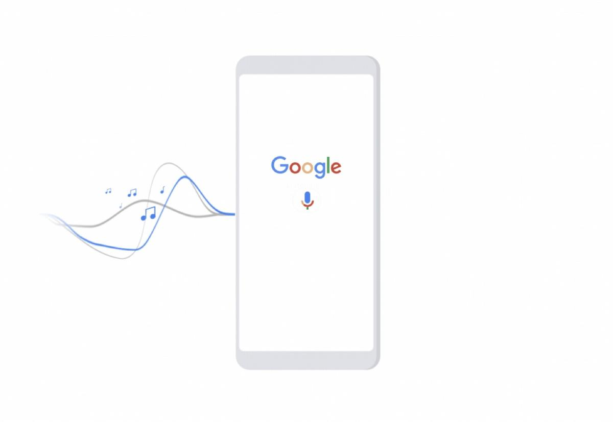 Google Assistant - Song-Erkennung durch Vorsummen oder Pfeifen