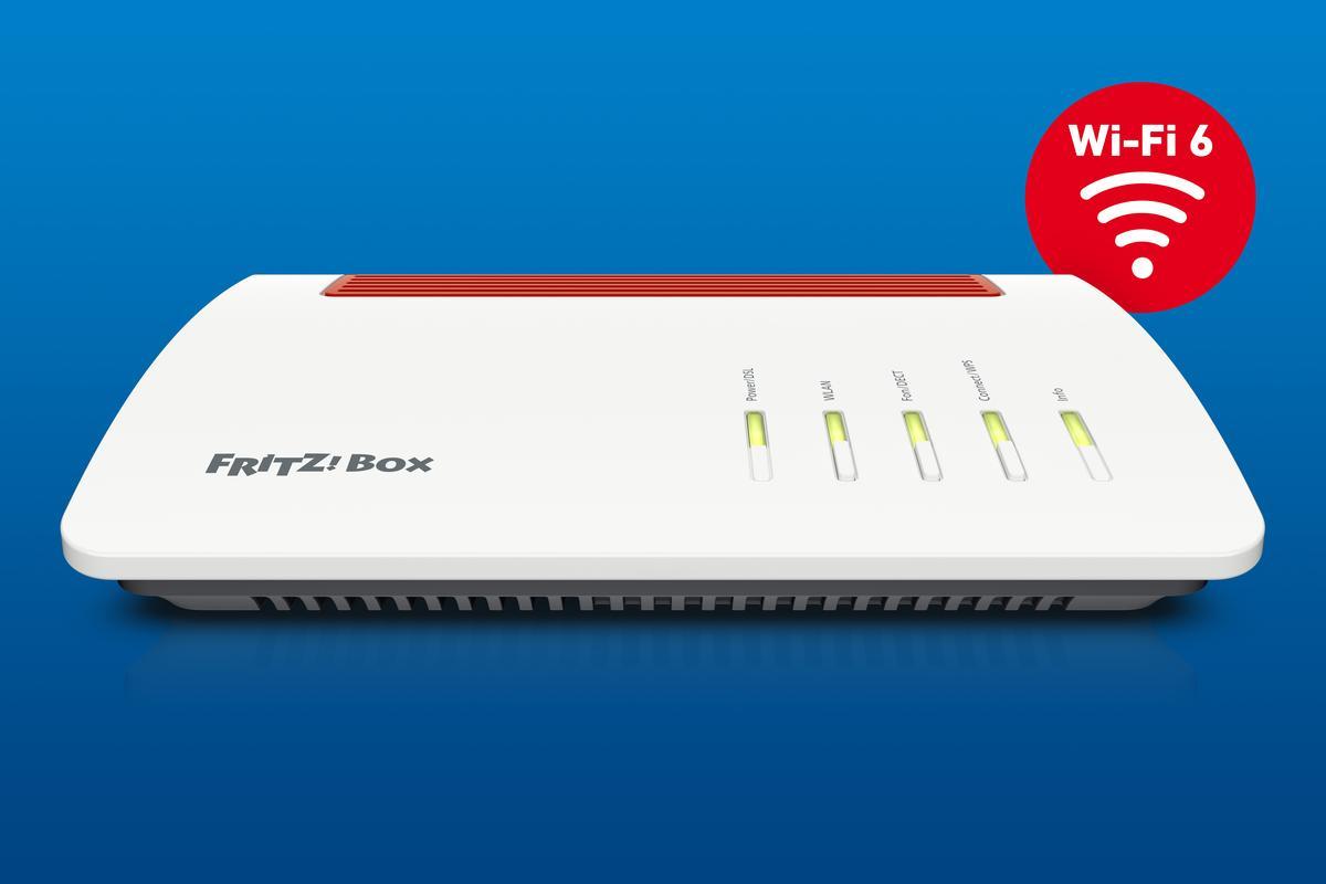 AVM kündigt FritzBox 20 AX mit Wi Fi 20 an   Mac Life