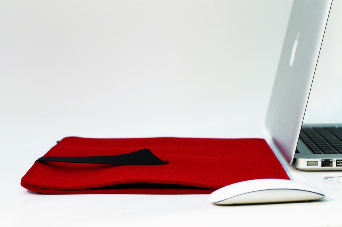 mitmachen und eine dekoop wollfilzh lle f r das iphone 6. Black Bedroom Furniture Sets. Home Design Ideas