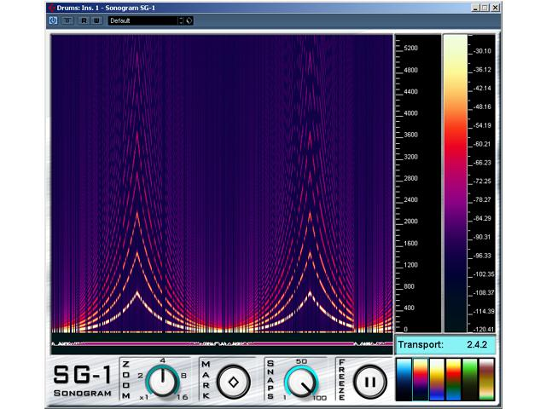 Test: ag-works Sonogram SG-1
