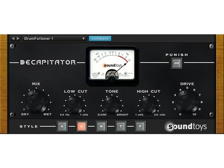 Preview-Test: Sound Toys Decapitator | Mac Life
