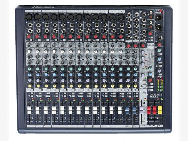 Test: Soundcraft MFXi 12