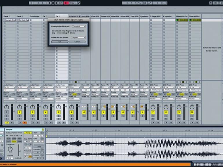 Remixing: Audiomaterial kreativ bearbeiten