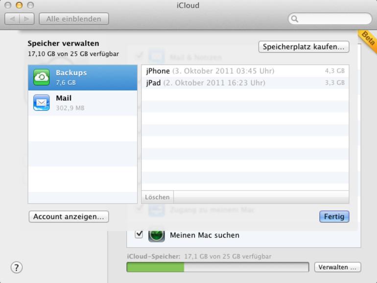 iCloud: So richten Sie Ihren Mac ein