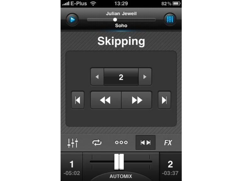 So legen Sie digital mit djay 3 auf
