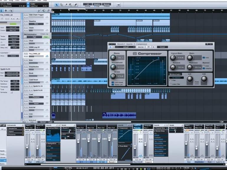 Test: Presonus Studio One 1.5