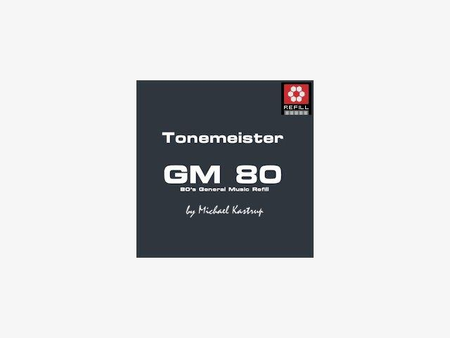 Test: XSynth Tonemeister GM 80 Refill