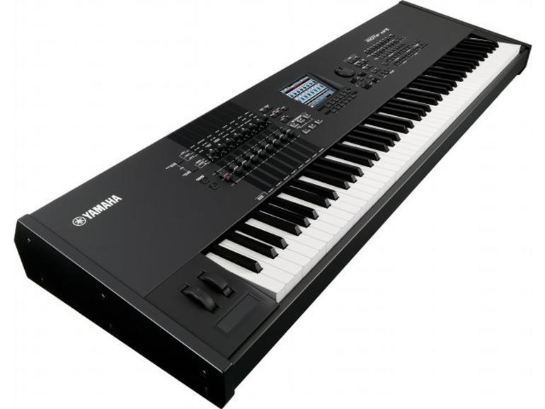 Test: Yamaha Motif XF7 | Mac Life