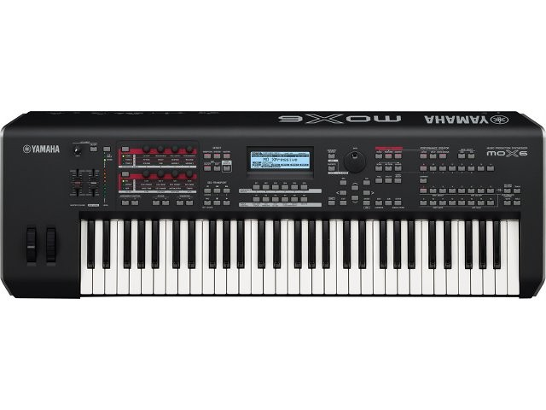 Test: Yamaha MOX 6