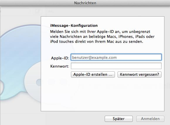 OS X Mountain Lion: iMessage, so funktioniert der Chat mit iPhone, iPad, iPod und Mac