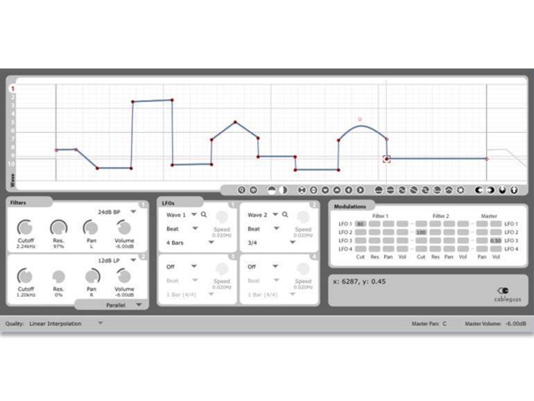 Test: Cableguys FilterShaper 2