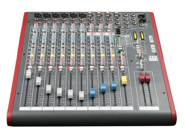 Test: Allen & Heath ZED-12FX