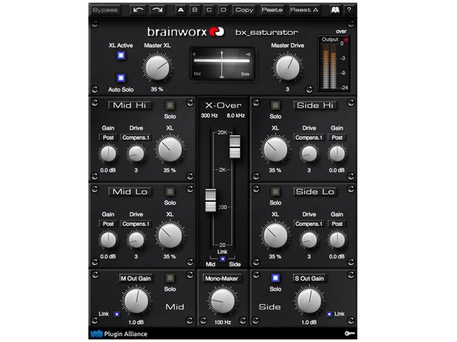 Test: brainworx bx_saturator