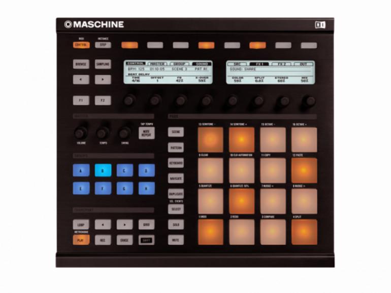 Power Producer: NI Maschine