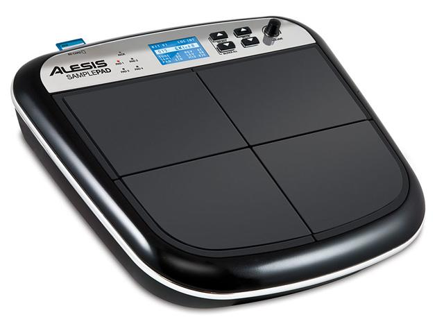 Test: Alesis SamplePad