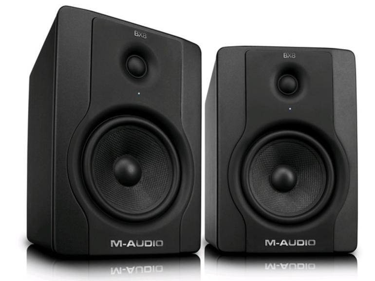 Test: M-Audio BX8 D2