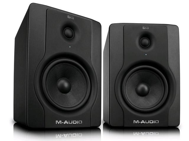 Test: M-Audio BX8 D2