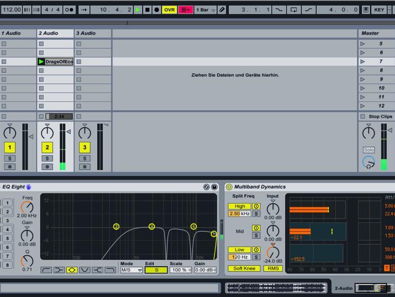 Acapellas für Mashup-Mixe