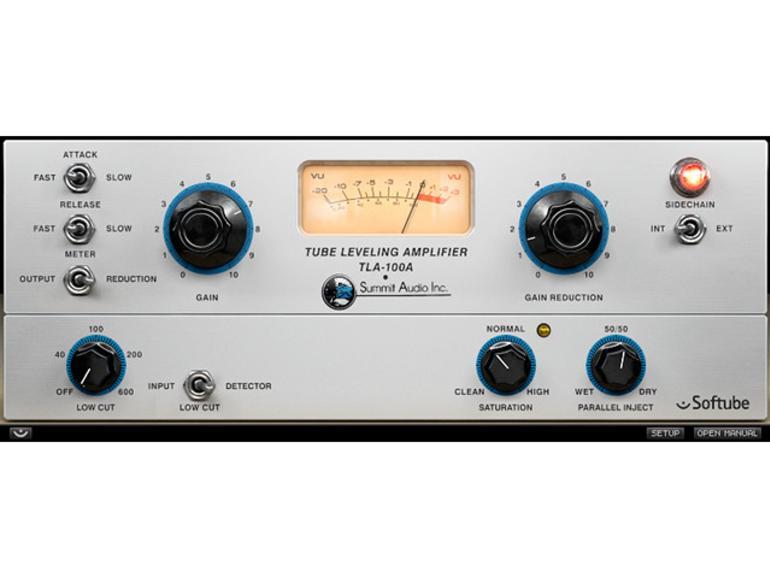 Test: Softube TLA-100A