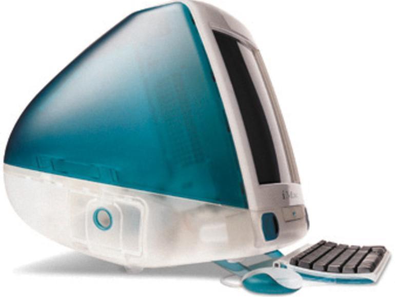 """iMac sollte zunächst """"MacMan"""" heißen"""