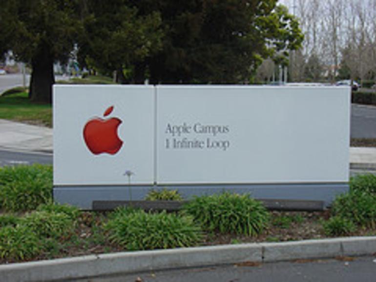 Apple Store von Dieben heimgesucht
