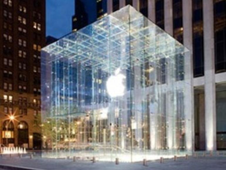 Apple-Stores tragen mehr als 1 Milliarde US-Dollar zum Quartalsumsatz bei