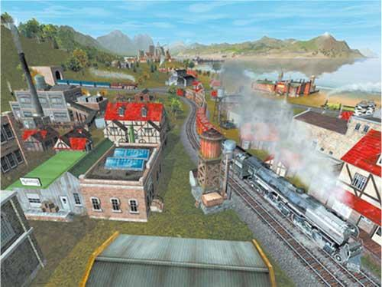 Railroad Tycoon 3   Mac Life