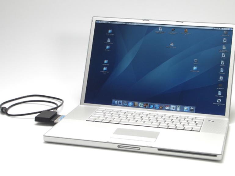 Wonderbaar PowerBook G4 17