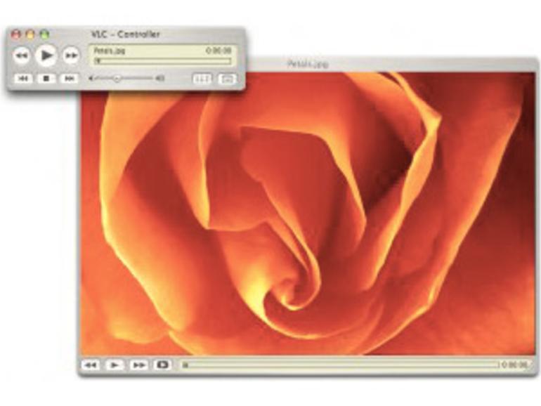 Bildschirmfotos von DVDs