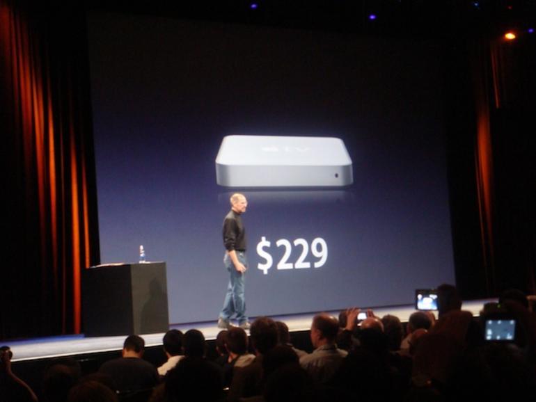 Apple TV 2.0 verzögert sich