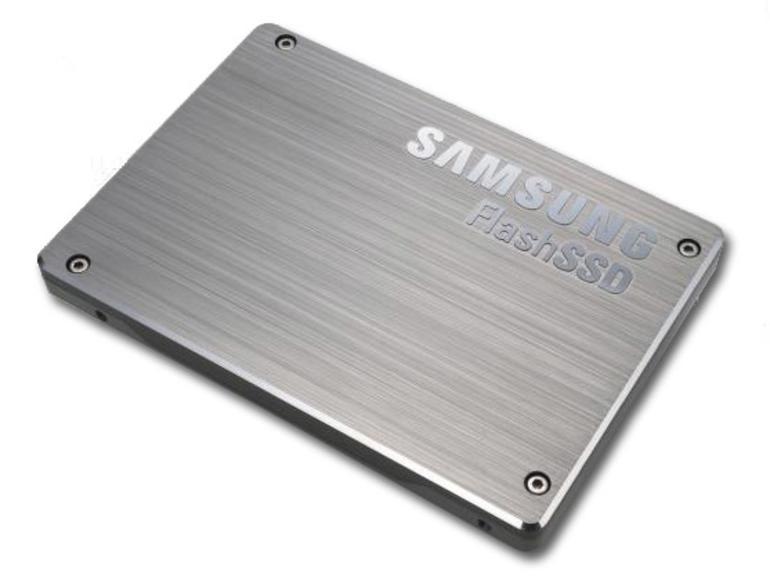 Samsung stellt 256 GB SSD vor